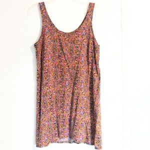 H&M Floral Tank Dress